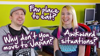 Q&A: Answering your questions about JAPAN!