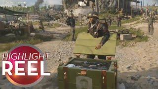 Highlight Reel #354 - Call Of Duty Loot Box Eats Man