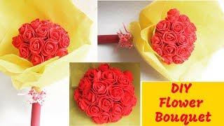 DIY Flower Bouquet For Teacher's Day | Teacher's Day Gift Ideas