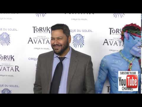 Dileep Rao at the Opening Night Of Cirque du Soleil's Toruk   The First Flight at Staples Center in