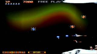 Gradius Collection Game Show ( The Remake ) Final Part