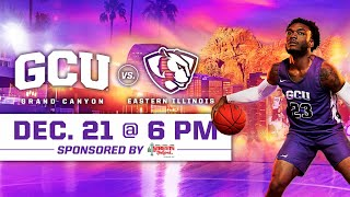 GCU Men's Basketball vs Eastern Illinois December 21, 2019