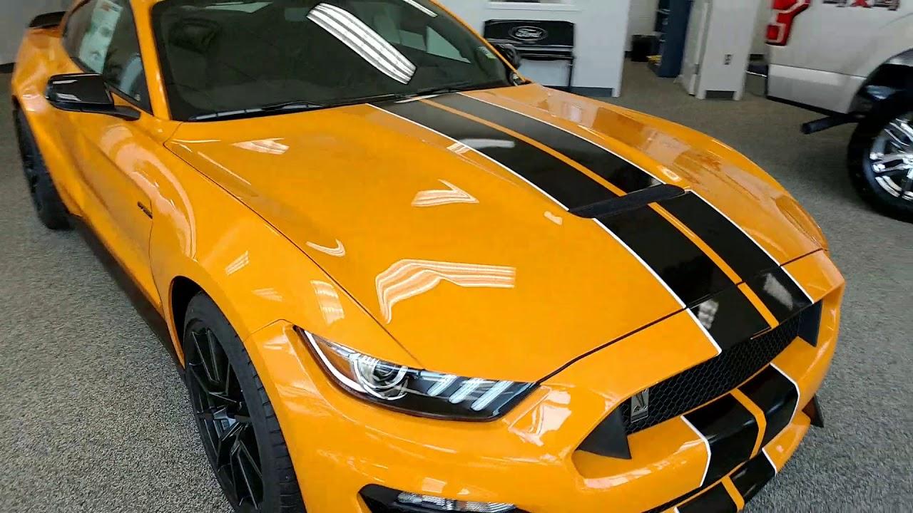 Russell Barnett Ford >> 2018 Ford Mustang Shelby Gt 350 Russell Barnett Ford