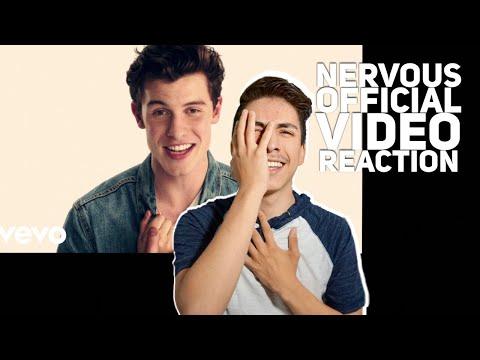Shawn Mendes Nervous Video Reaction |E2 Reacts