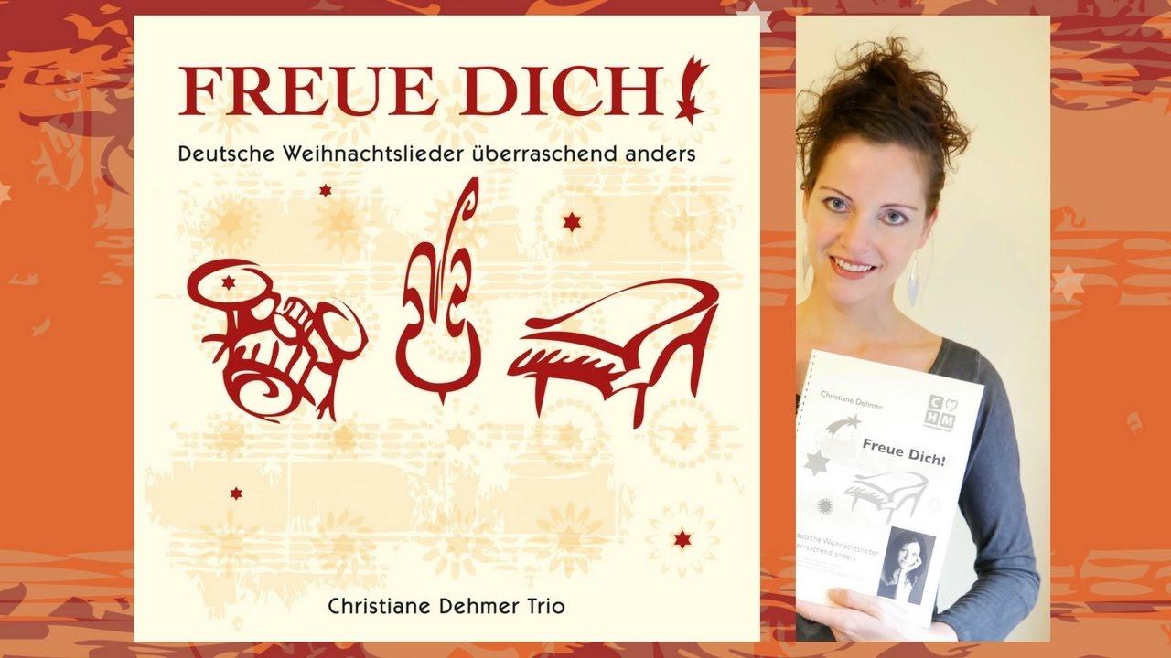 Suche Deutsche Weihnachtslieder.Christiane Dehmer Zum Nikolaustag Freue Dich Deutsche