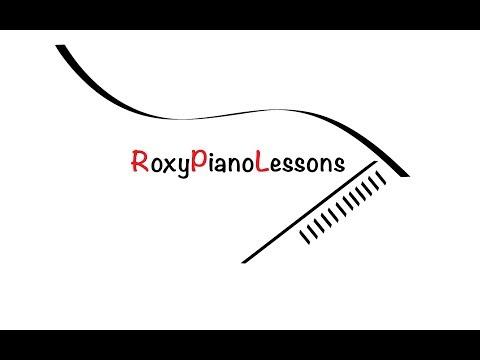 Roxy Piano Lessons - Promo Video