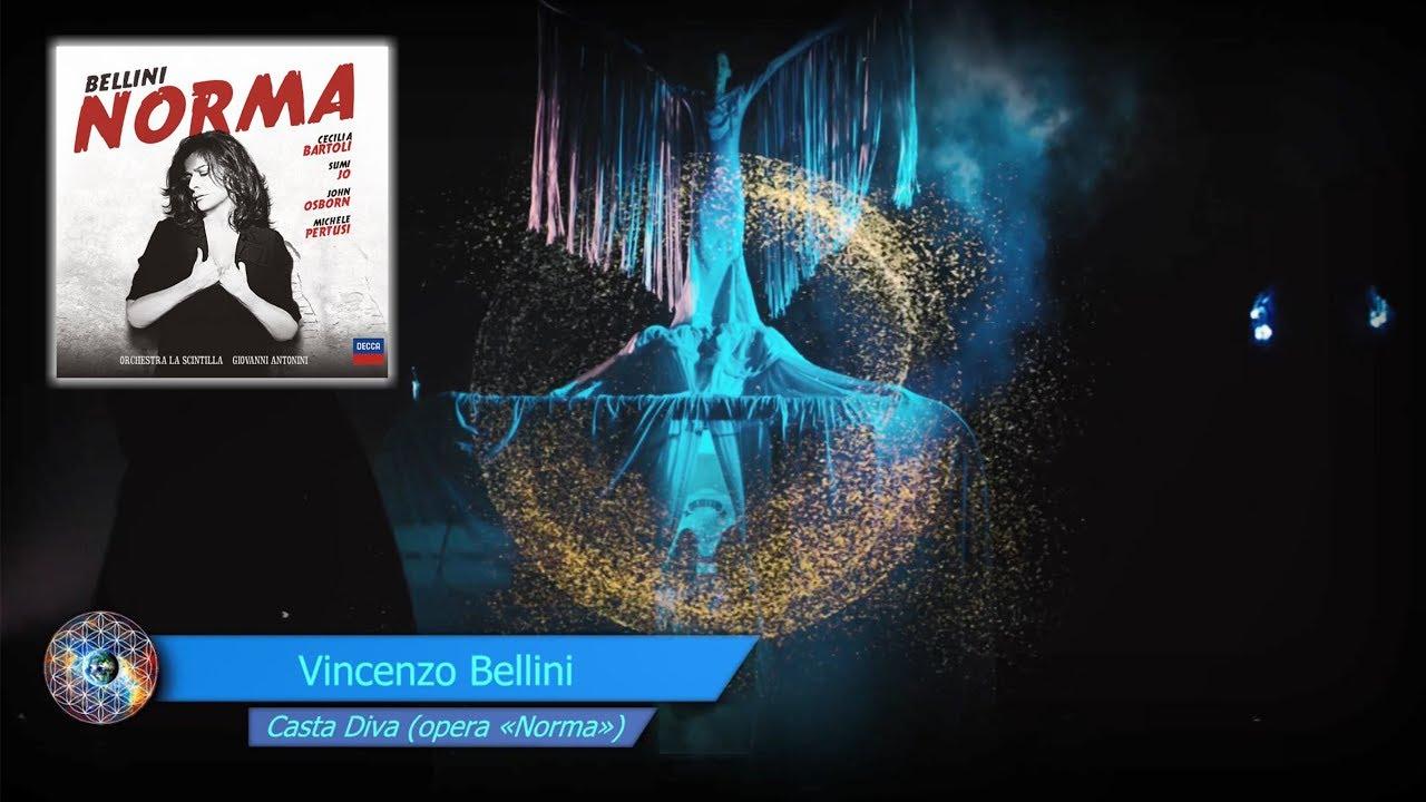 Vincenzo bellini casta diva opera norma youtube - Vincenzo bellini casta diva ...