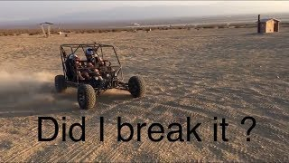 Video-Search for Finally Driving the Vtwin 670cc Dune Buggy