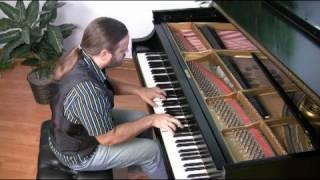 Solace by Scott Joplin (older version)   Cory Hall, pianist-composer