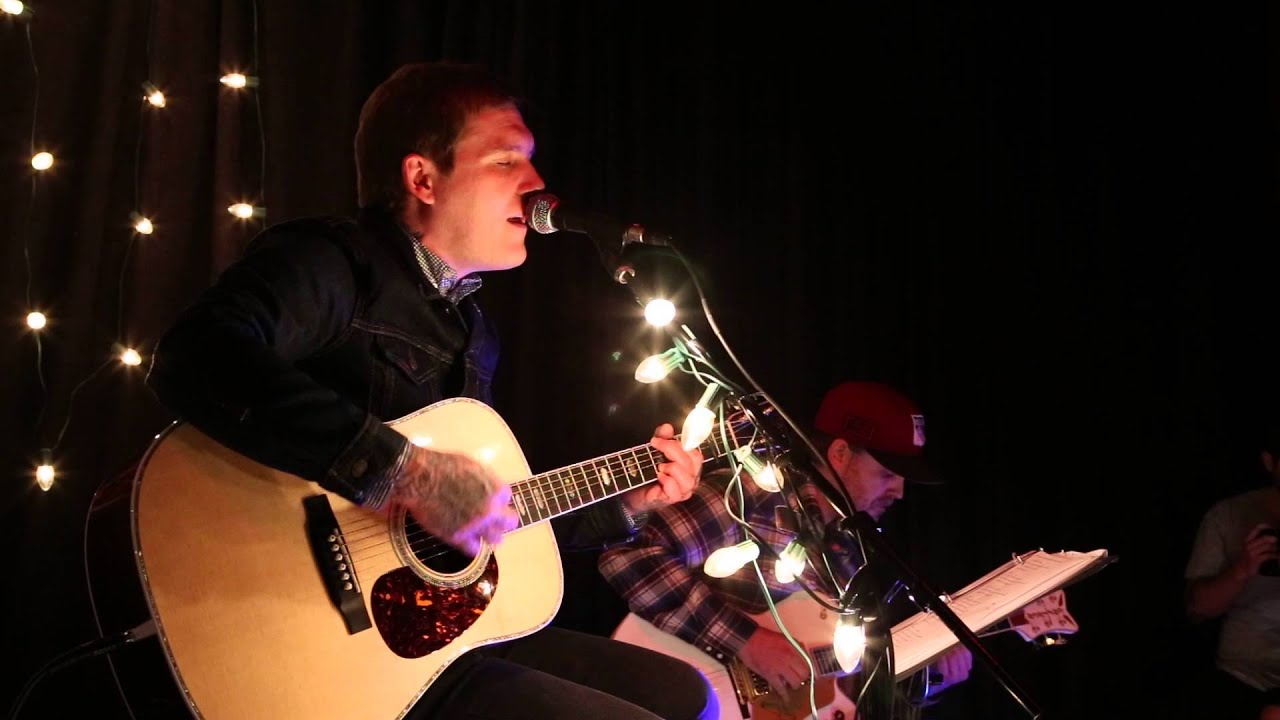 Brian Fallon - The Blues, Mary (Live at The Crossroads Music Club in  Garwood, NJ)