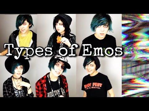 8 TYPES 0F EMOS thumbnail