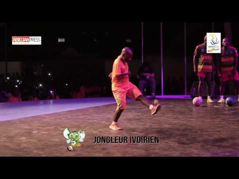 VIIIes Jeux de la Francophonie - Belle performance de l'ivoirien