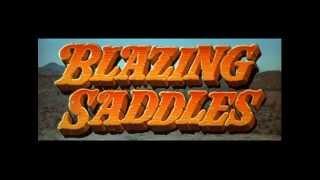 Blazing Saddles Opening Title