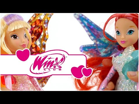 Winx Club - Let's discover the Winx Tynix Dolls!