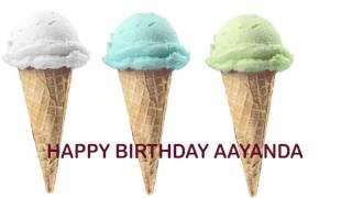 Aayanda   Ice Cream & Helado