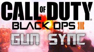 """Call of Duty Black Ops 3 """"Smoke bomb"""" Gun Sync"""