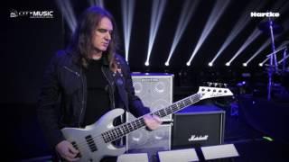 David Ellefson - City Music All Access - Megadeth Live in Singapore