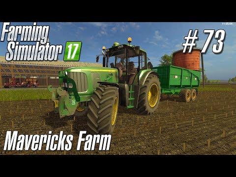 FS 17 Timelapse | Mavericks Farm | # 73 | The Grand Seeding Continued