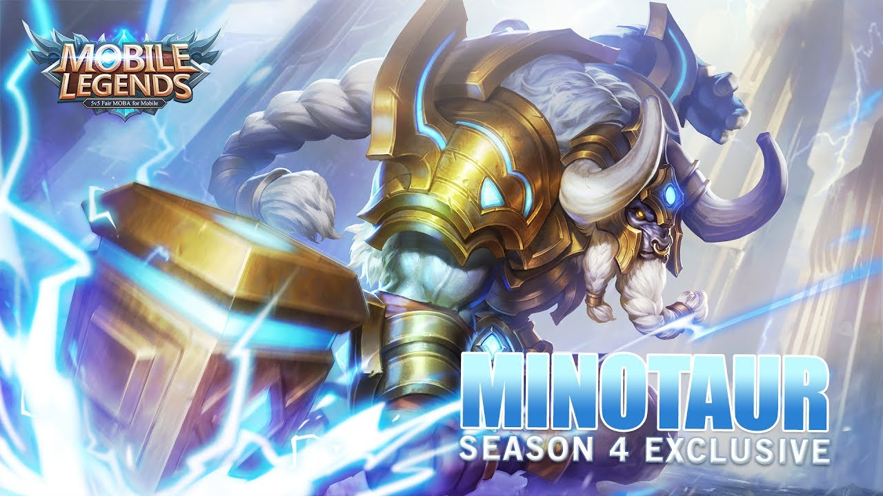 Image Result For Mobile Legends Minotaur