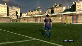 FIFA 12 - jak robić triki