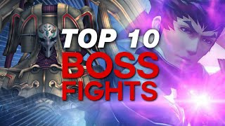 Download Top 10 Boss Fights In The Xeno Series