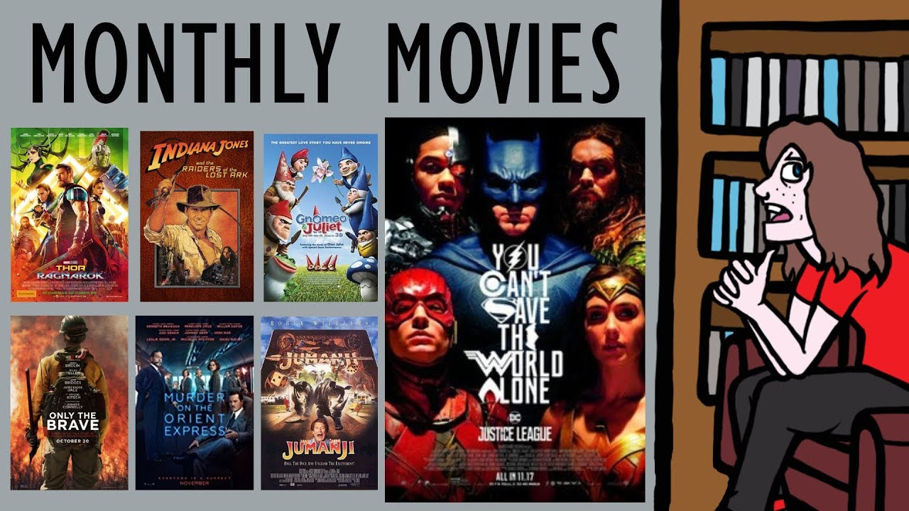 Trainwrecks & Tangents - Kat's Monthly Movies