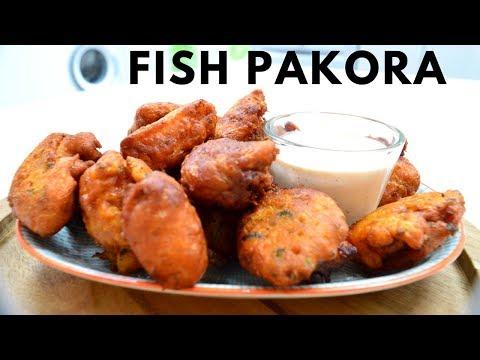 How To Make Fish Pakora | Indian Cooking Recipes | #CookwithAnisa #recipeoftheday