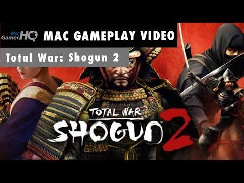 Shogun Total War 2 For Mac