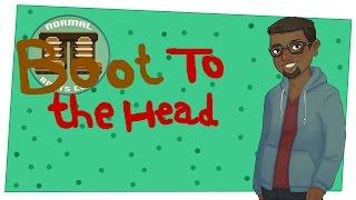 Boot to the head! ||  Asagao Academy Ver