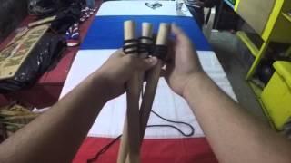 como hacer un tripode