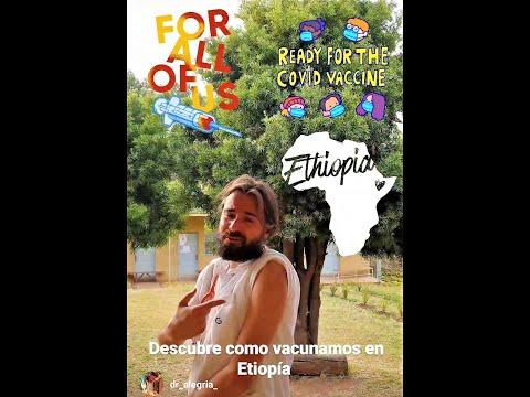 La vacuna de los ricos: Vacunas Para Todos Ya actualidad africa alegria coronavirus dr alegria emergencias etiopia gambo