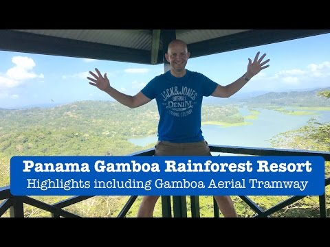 Gamboa Panama Rainforest Resort And Aerial Tramway
