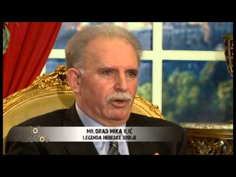 Goli Zivot - Milorad Mika Ilic - (TV Happy 31.01.2015.)