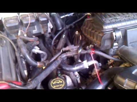 06 Ford F150 PCV Valve Replacement | Doovi