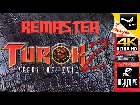 Turok 2: Seeds of Evil Remaster - Part 0 - ALTES kann so GUT sein! - Deutsch - Let's Play