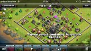 Lets Play Clash Of Clans: #3 - A Amazing raid & a Derp Fail