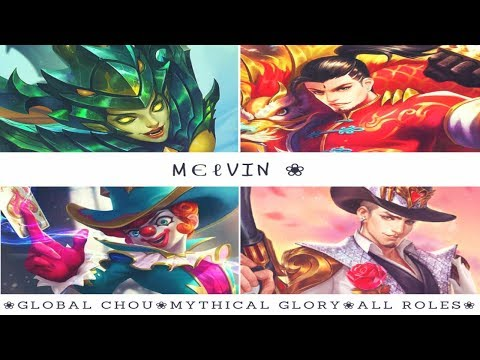 🔴[LIVE] мєℓνιη ❀ Mobile Legends | Singapore's Mythical Glory x 334 | 75% Winrate Solo Queues(?)