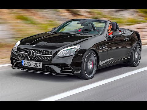 Mercedes AMG SLC Review 2016 OFFICIAL New Mercedes SLK AMG 2017 CARJAM TV HD