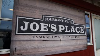 Joe's Place - Friday Feast E01