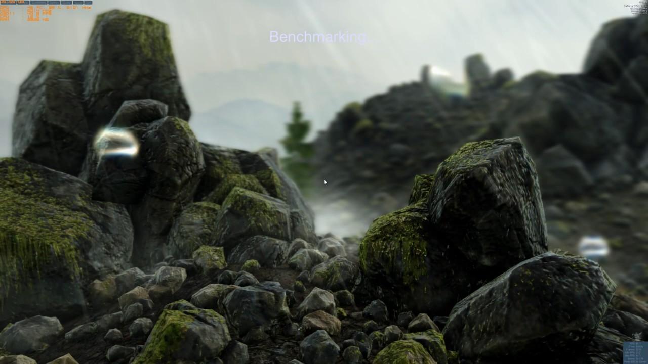 Unigine Valley Demo Shot With Geforce Gtx 1080 Ti Fe Oc