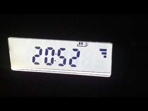 Over 900 mile radio station WBZ from Boston, Massachusetts in Dalton GA.