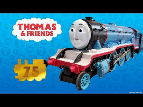 O Gauge Gordon Lionel Reveal – 75th Anniversary – Thomas & Friends Custom Model