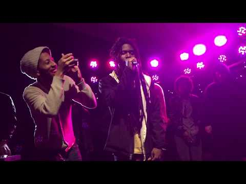 Fly-A-Tribe cypher 1-28-18 The East Room