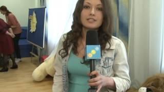 Выставка картин народного коллектива художников «Этюд» прошла в Старогородковской школе интернате