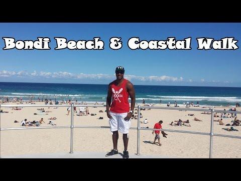 Windy Sydney - Bondi Beach & Coastal Walk