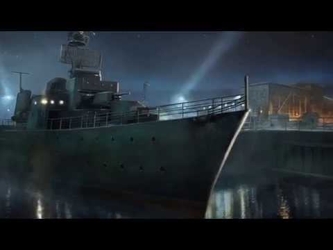 "Raid on St. Nazaire Video Log / Episode 2: ""Welcome to St. Nazaire"""