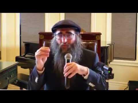 הרב פינטו - למסור את הנפש למען הכלל