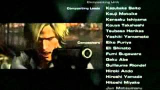 Carry on -- Anna Tsuchiya --Resident Evil Damnation Credit Theme Song..