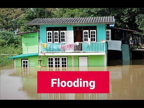 Rainy Season And Flooding In Thailand