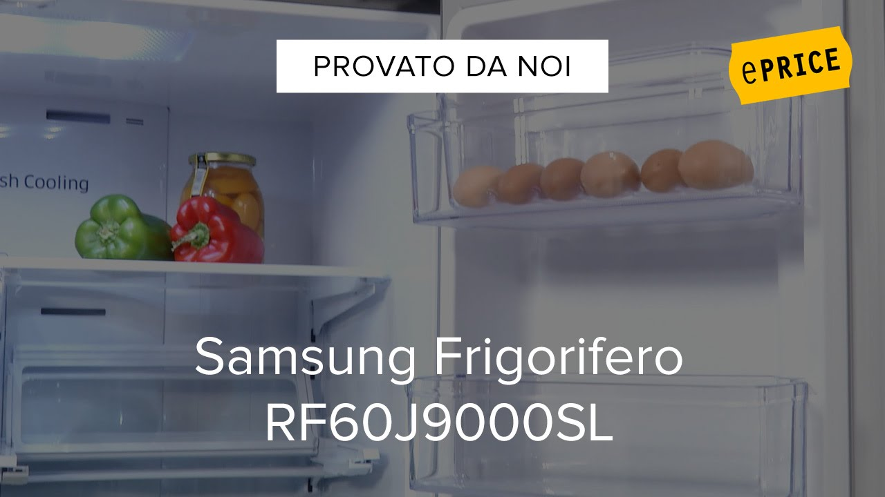 Video Recensione Frigorifero Samsung RF60J9000SL - YouTube